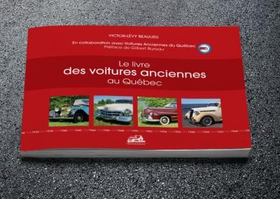 Les éditions Trois-Pistoles - Livre de collection sur les voitures anciennes