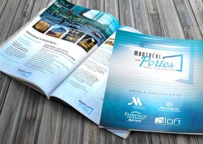 Les portes de Montréal – Brochure